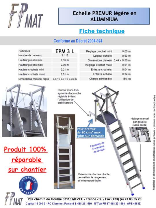 Fiche-technique-echelle-premur-3L-fpmat