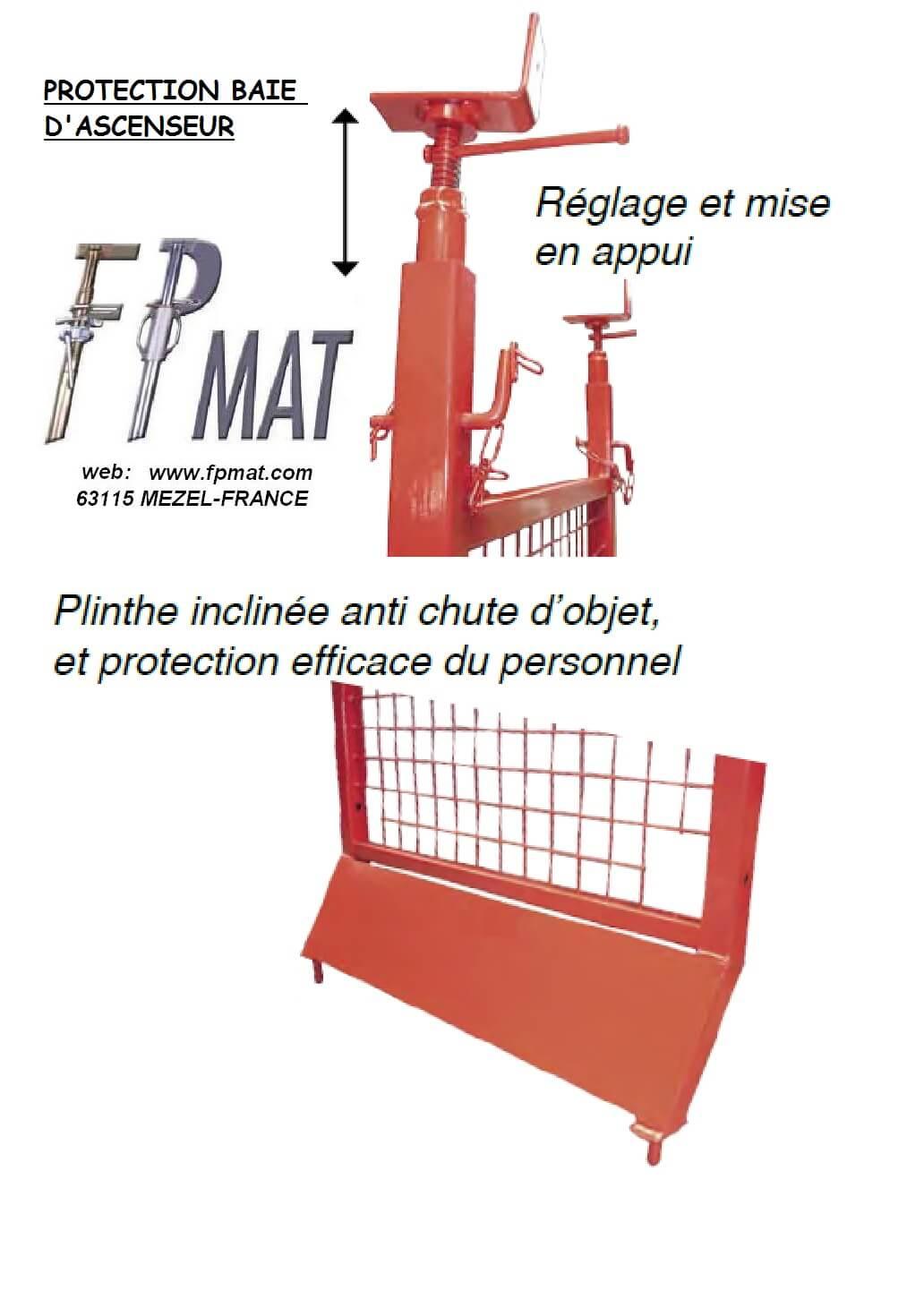 Protection-ascenseur-standard-peinte-fpmat