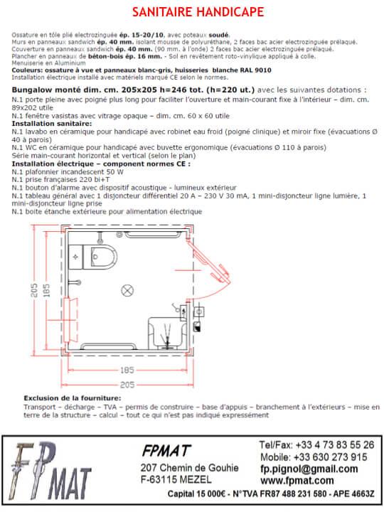 sanitaire-2mx2m-handicap-fpmat